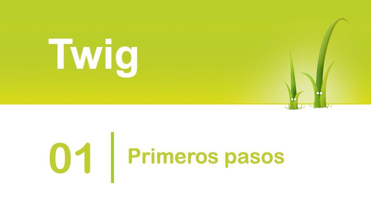 Twig: Motor de plantillas para PHP. Instalación y primeros pasos ...