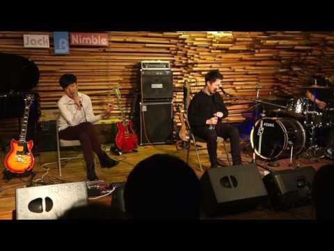 20170113 브로큰발렌타인 Triptych Live 밴드 클리닉 14 Project.  Nabla 앨범 Intro : Trust, Justice For Them 곡 소개와 비화