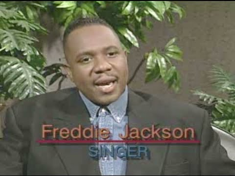 Freddie Jackson Interview 1994