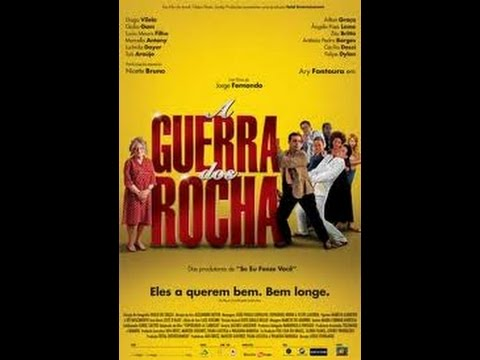 Trailer do filme A Guerra dos Rocha