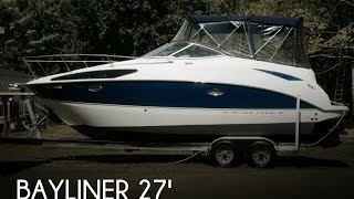 Used 2006 Bayliner 265 Cruiser SB for sale in Winterville, North Carolina