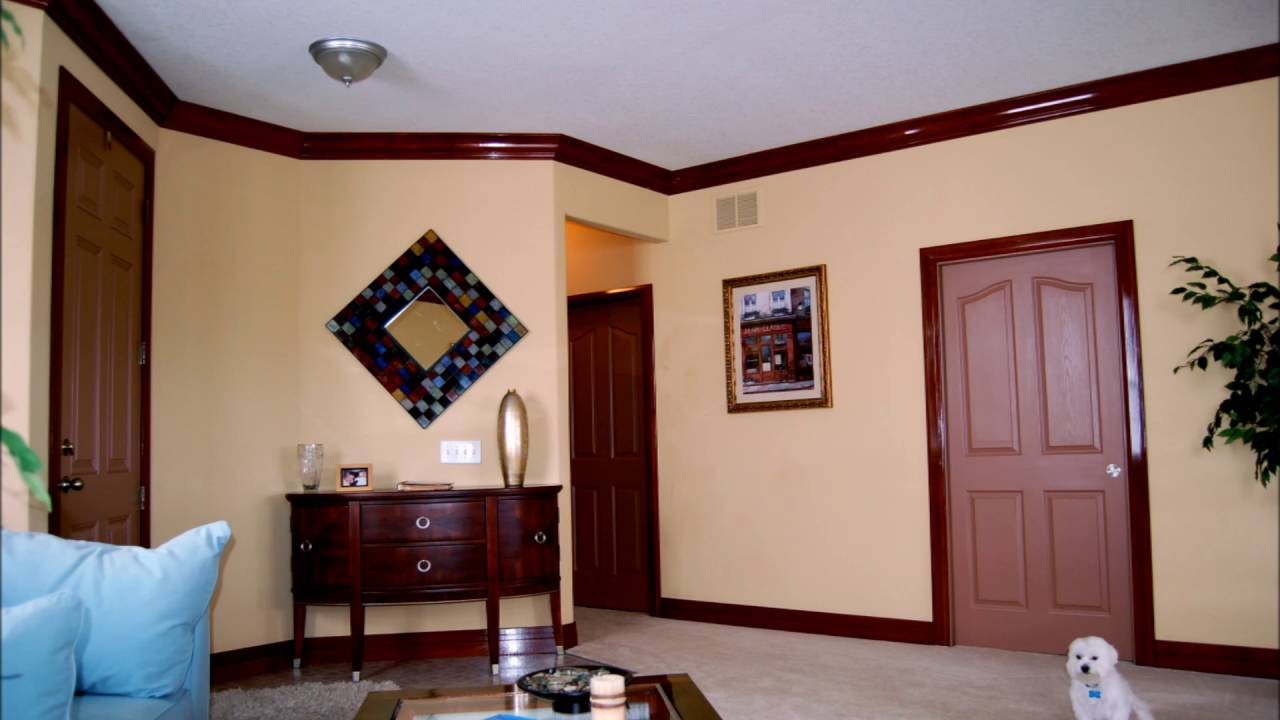 Modern Crown Molding Ideas
