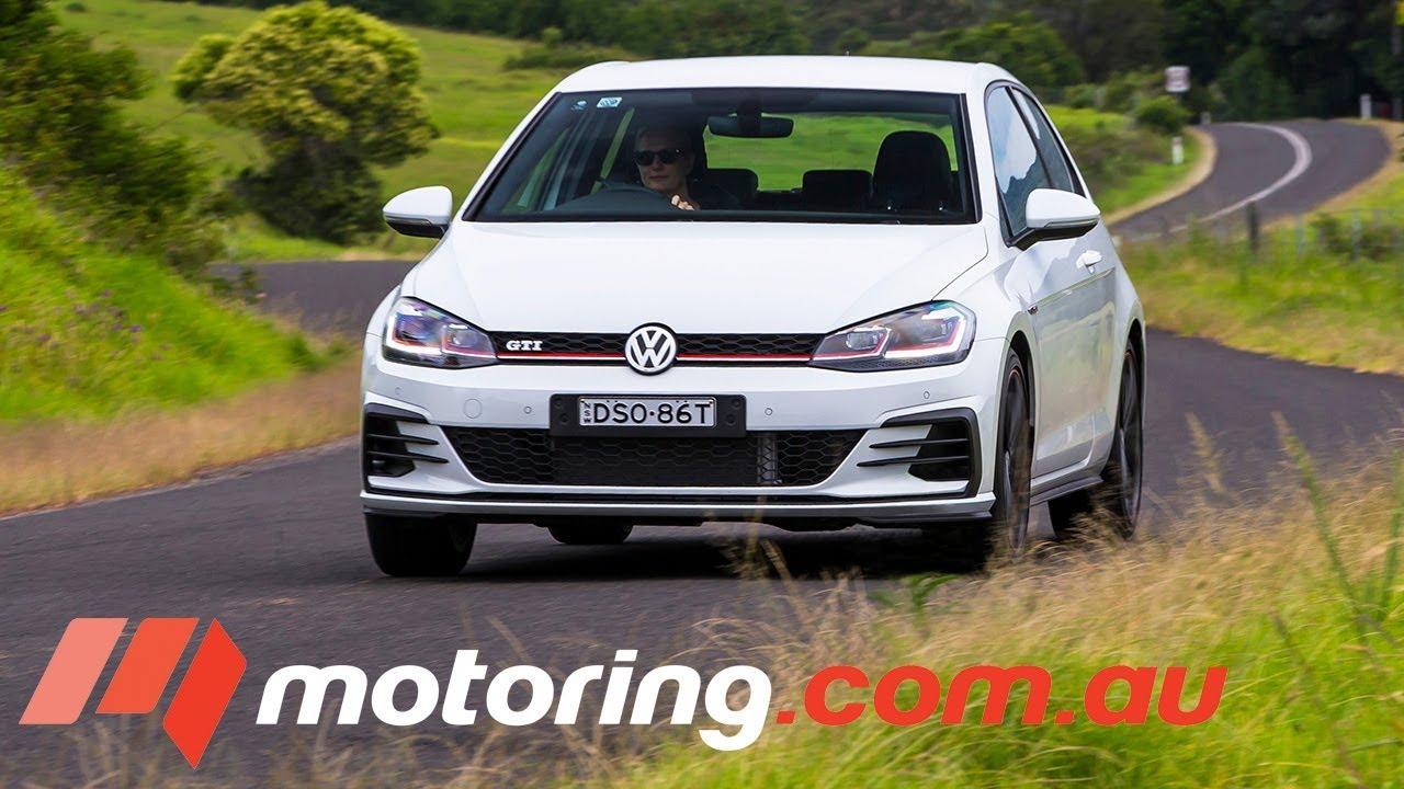 2018 Volkswagen Golf GTI Original Review | motoring.com.au - Dauer: 3 Minuten, 40 Sekunden