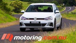2018 Volkswagen Golf GTI Original Review | motoring.com.au
