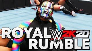 WWE 2K20   20 MAN ROYAL RUMBLE