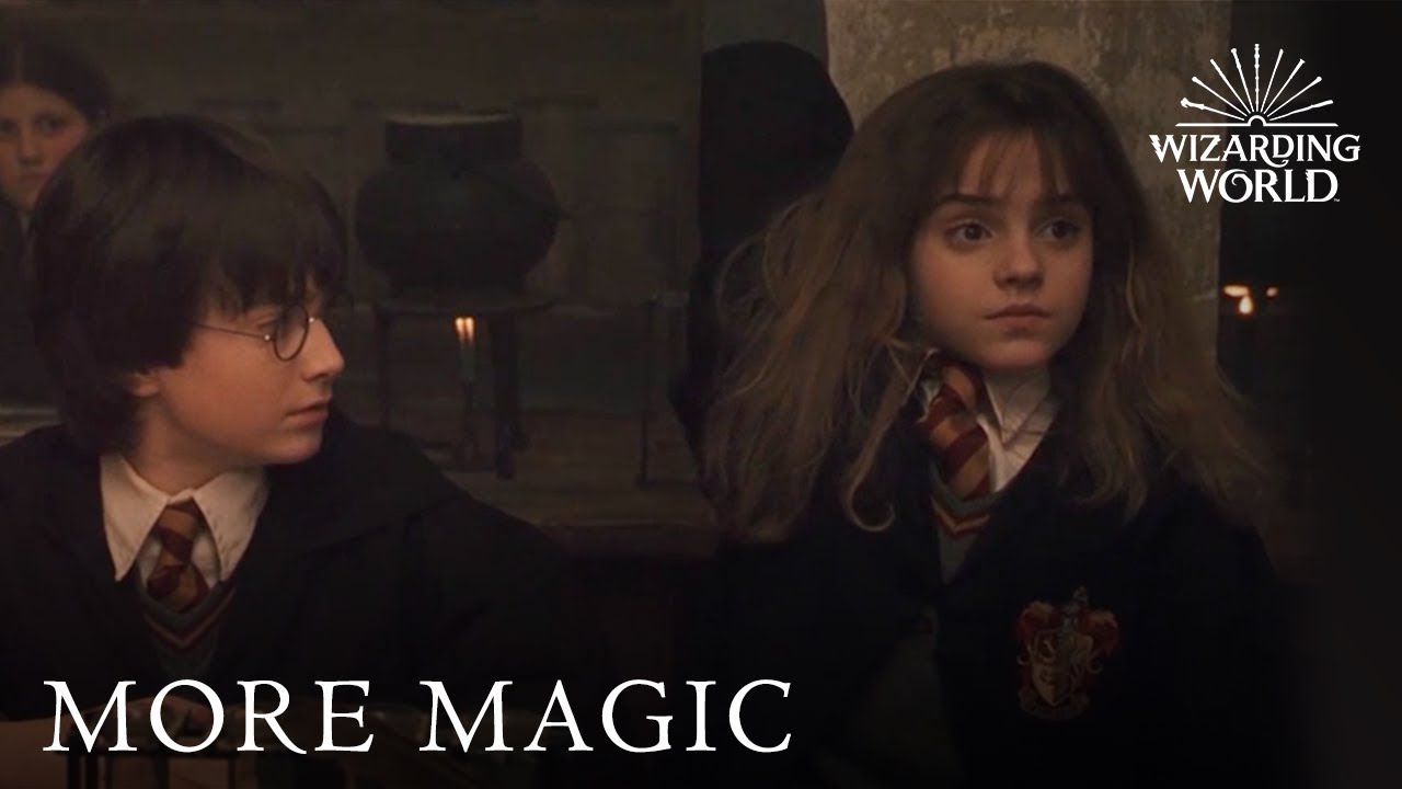 Fan Quiz: Where in The Wizarding World? - YouTube