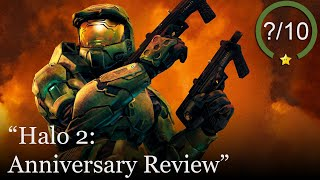 Halo 2: Anniversary Review [Series X, Xbox One, & PC] (Video Game Video Review)