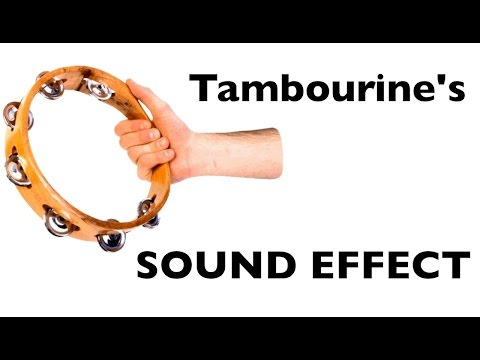 Tambourine Samples | Sound Effect | Loops | HD