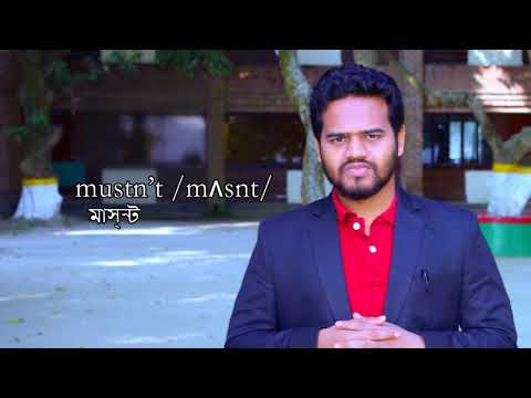 Easy English! Let's Learn Contraction With Tuhin Mahmud