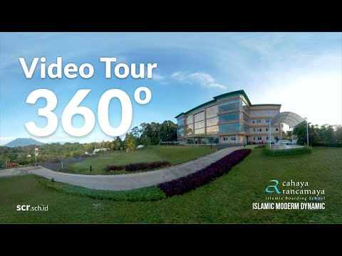 360 Video Profil Cahaya Rancamaya Islamic Boarding School