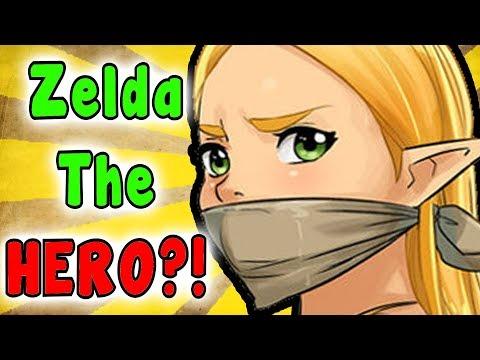 What If Zelda Becomes The HERO? - The Legend Of Zelda