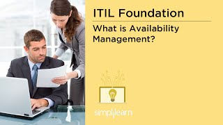 What is Availability Management? | ITIL Tutorial Videos | ITIL Training Online