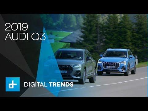 2019 Audi Q3 - First Drive