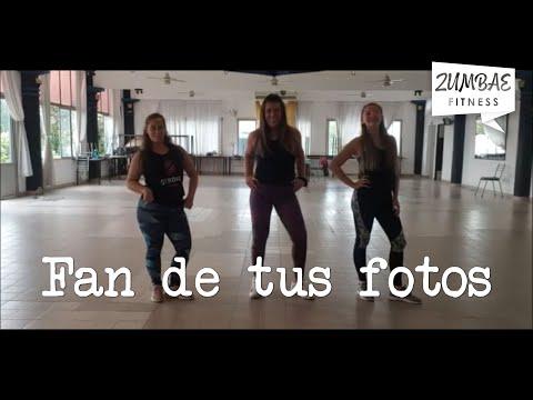 ZUMBA – Fan De Tus Fotos – Nicky Jam, Romeo Santos