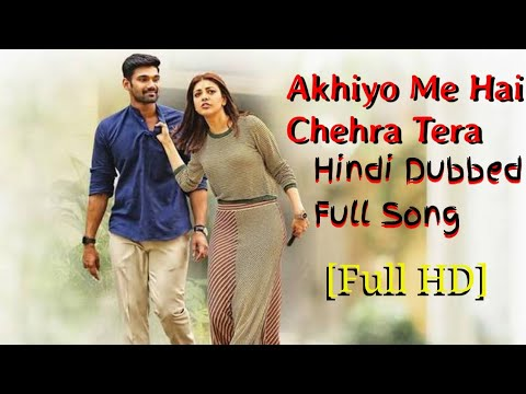 Download Akhiyo Me Hai Chehra Tera Song Hindi Dubbed Full HD   Sita Ram Movie Dubbed   SS Arts