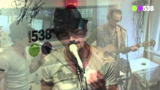 Radio 538: Falco Luneau - No one's fool (live bij Friday Night Live)