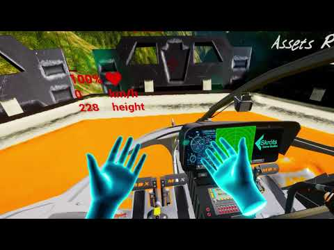 Combat Helicopter VR - Surgical Strike | Gameplay Tutorial | Understanding the game