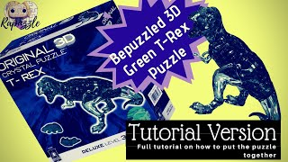 Bepuzzled 3D Crystal Puzzle- G…