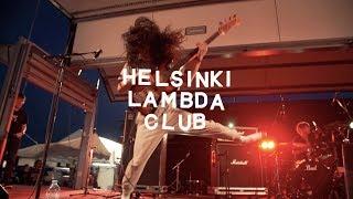 Helsinki Lambda Clubが新メンバーの体制になってから、初のライブ映像...