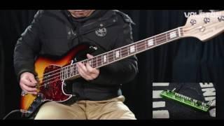 Valeton - Dapper Bass - Bass DI / Effects Strip - Demo