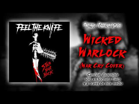 Feel The Knife - Wicked Warlock (War Cry Cover)