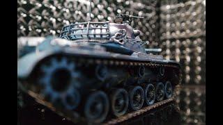 M48 Patton Tank/ M48 패튼 전차/프라모…