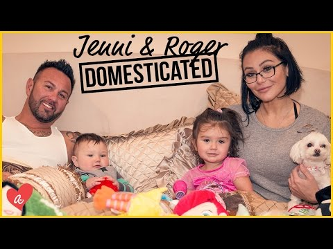Bedtime with the Mathews | Jenni & Roger: Domesticated