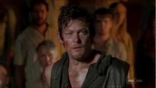 The Walking Dead | Dixon Brothers Reunion | Daryl & Merle Dixon