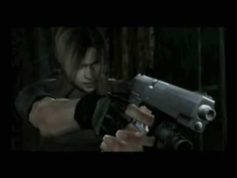 Resident Evil 4 Leon Scott Kennedy Secret Agent Man
