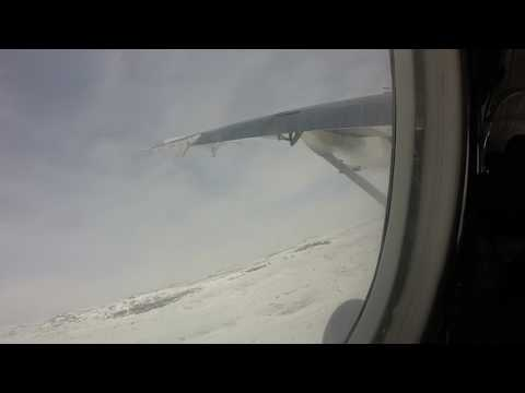 Landing In Kangiqsualujjuaq With Air Inuit