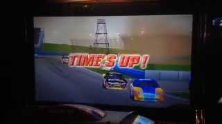 EA Sports NASCAR Team Racing Arcade: Timed Out