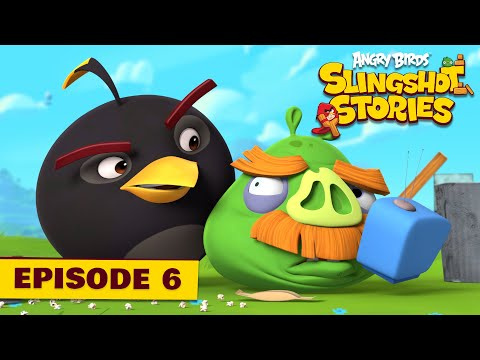 Angry Birds Slingshot Stories Ep. 6 | Popped