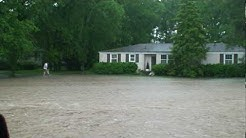 Bradshaw House Oak Hill Tennessee 2010 Flood