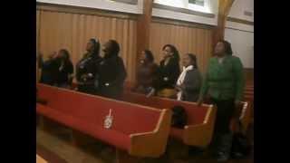 JOE DOUGLASS & SPIRIT OF PRAISE CHOIR!!!!