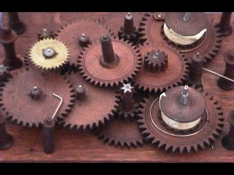 antique wooden works movement clock repair ticktockpro