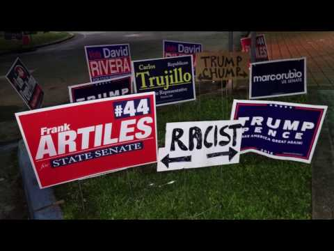 Candidate Truth: Frank Artiles RACIST