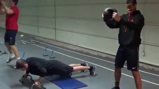 Moreno Boxing - Strength and Conditioning Circuit 1