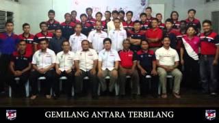 LAGU RASMI KOLEJ SEPULUH UNIVERSITI PUTRA MALAYSIA,UPM 2015-2016
