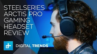 SteelSeries Arctis Pro Gaming Headset - Hands On Review