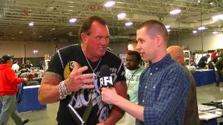 WrestleCon: Brutus Beefcake Takes Issue with WWE Hall of Famer