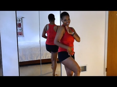 Rihanna -- Love on The Brain | Easy Dance Workout to Lose Weight | Warm Up, Cool Down