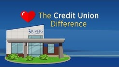 Credit Unions vs: Banks: Understanding the Credit Union Difference | 3Rivers Federal Credit Union