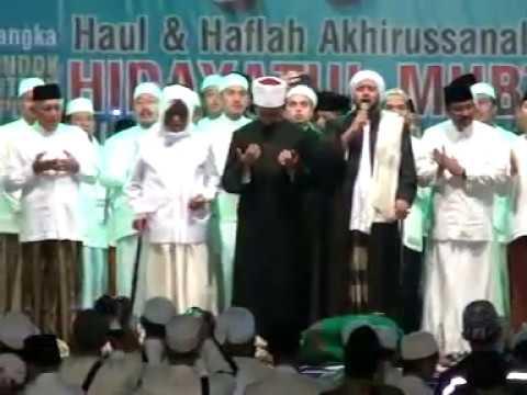 Marhaban Mahallul Qiyam | Ahbabul Musthofa Lirboyo Bersholawat