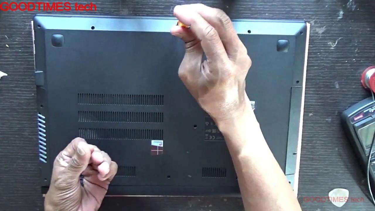 Lenovo V110 How To Replace Bios Battery Youtube Batre Leptop Ideapad Z470