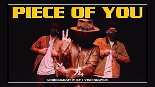 "Shawn Mendes ""Piece Of You"" Choreography by Vinh Nguyen"