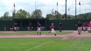 cooperstown dreams park 2013 week 9 mt olive marauders 12u travel baseball game 7 highlights