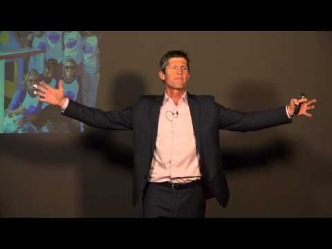 How building prosthetic hands can help you give your best | Lain Hensley | TEDxChicoSalon