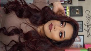 HOWTO Get HUGE Voluminous Curls - Alexisjayda