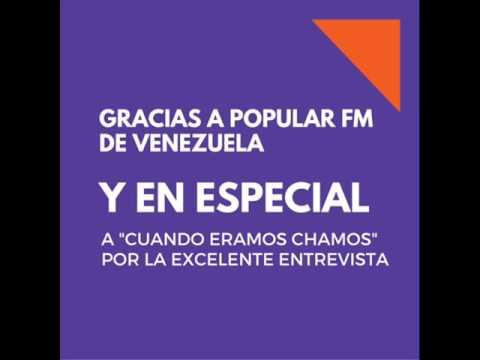 Entrevista a Difusión Prohibida en Radio Popular FM, Maracaibo - Venezuela.
