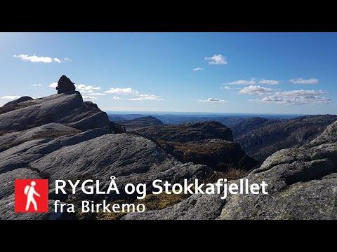 Stokkafjell og Ryglå